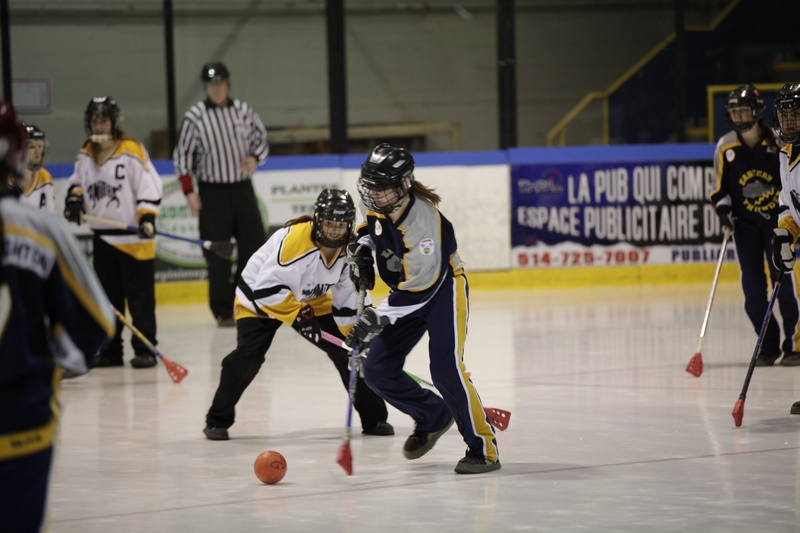 Team Manitoba AllStars Girls 2
